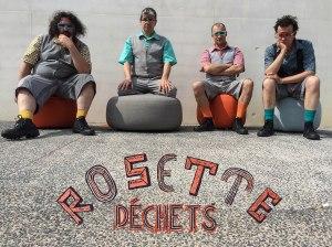 Rosette - Déchets @ Thomas Ménoret